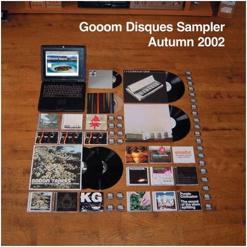 gooom.cd.sampler
